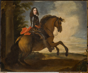 Portret van Ditmar van Wijnbergen (1612-1696)