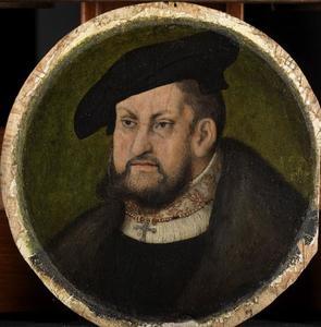 Portret van Johannes de Standvastige