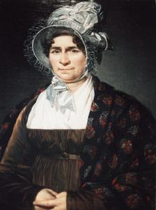 Portret van Johanna Hendrika Kraane (1755-1837)