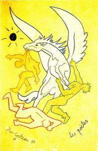 Pegasus en de dichters