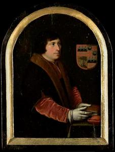 Portret van Pieter Salina (....-....)
