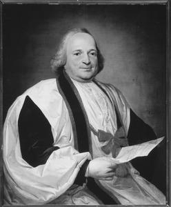 Portret van een karmeliet,  mogelijk Augustinus Dejean ( -1784)