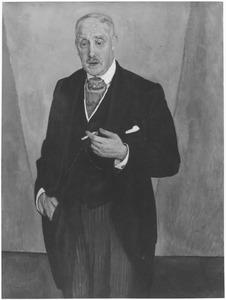 Portret van Maurice Kaufmann (1870-1932)