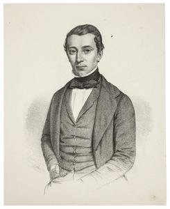 Portret van Pieter Samuel Gerlings (1827-1877)
