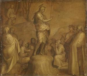 Prediken van Johannes de Doper