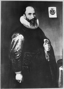 Portret van Lambert van Twenhuysen (....-1627)