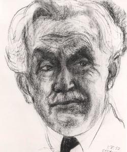 Portret van Cees Laseur (1899-1960)