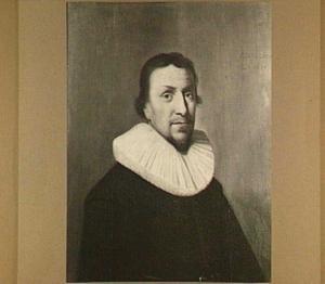 Portret van Johan van der Waerdt (1588-1645)