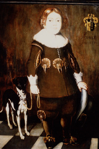 Portret van Teye van Teyens (1630-1654)