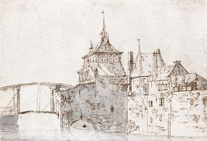 De Spuipoort in Dordrecht