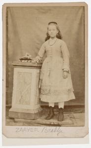 Portret van Baaltje Zaaijer (1865-1946)