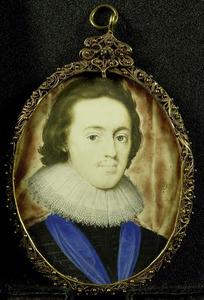 Portret van Charles I Stuart (1600-1649)