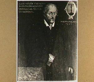 Portret van Philip Melanchton (1497-1560)