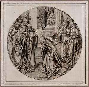 De verkrachting en zelfmoord van Lucretia