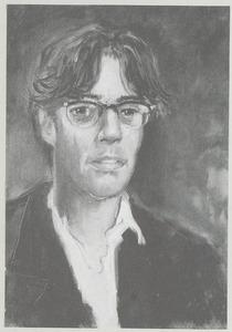 Portret van Joost Zwagerman (1963-.... )