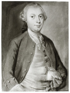 Portret van Herman Wolthers (1721-1788)