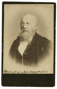 Portret van Herman Gijsbert Keppel Hesselink (1811-1888)