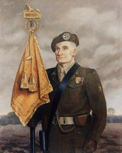 Portret van H.J. Schoofs (1892-1987)