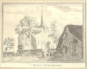 De kerk van Appeldoorn