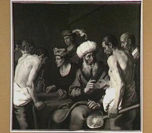 De gelijkenis van de werkers van het elfde uur (Mattheus 20:1-16)