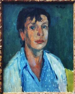 Portret van Hans van Zijl (1910-1963)