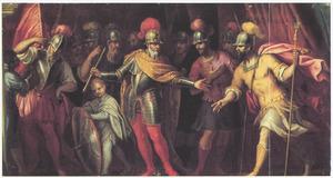 Voorstelling uit de klassieke geschiedenis