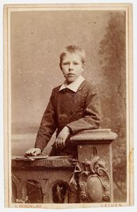Portret van Johan Christoph van Iterson (1873-1915)