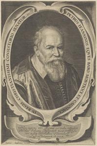 Portret van Pierre Jeannin (1540-1622)
