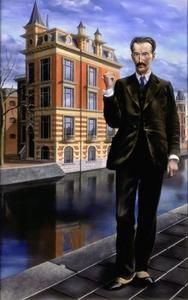 Portret van Charles Roelofsz (1897-1962)