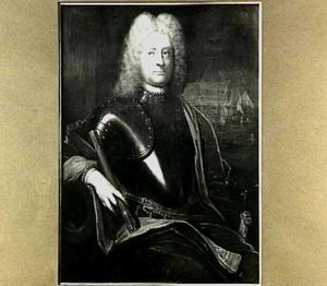Portret van Gerard Callenburgh (1642-1722), luitenant-admiraal van Holland en West-Friesland