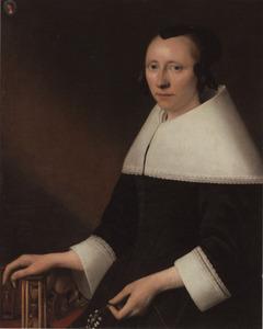Portret van Hooft