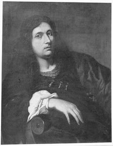 Portret van een man mogelijk Joan van Lennep (1621-1698)
