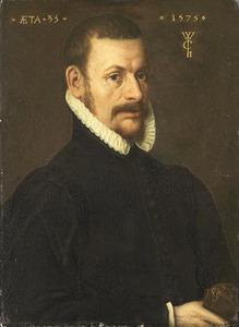 Portret van Guilliam Courten (?-?)