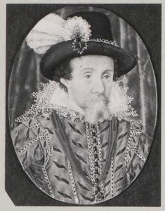 Portret van James I Stuart (1566-1625)