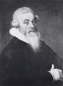 Portret van een man, waarschijnlijk Jan de Marez (.. -1604)