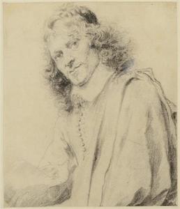 Portret van Jürgen Ovens (1623-1678)