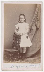 Portret van Jenny Westerman (1871-1954)