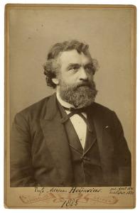 Portret van Adrianus Heynsius (1831-1885)
