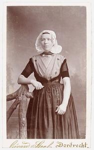 Portret van Jannetje Meliefste
