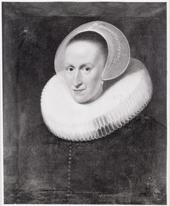Portret van Emerentia de Raedt (....-....)