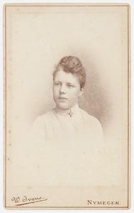 Portret van Johanna Maria Suermondt (1870-1945)