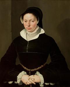 Portret van Adriana van Nassau (?-1558)
