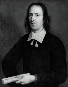 Portret van Dirck Scholl (1641-1727)