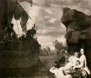 Odysseus en de Sirenen