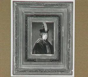 'Zelfportret van Rembrandt'