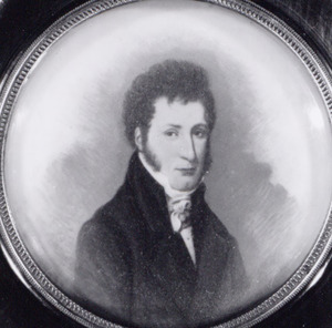 Portret van Michiel Viruly (1781-1852)