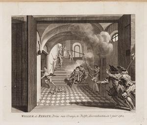 De moord op Willem de Zwijger