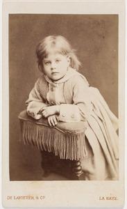 Portret van Petronella Sara Maria Dulcis barones de Constant Rebecque (1870-1951)