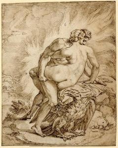 Jupiter en Aegina