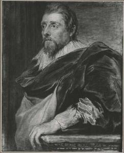Portret van Frans Francken I (1542-1616)